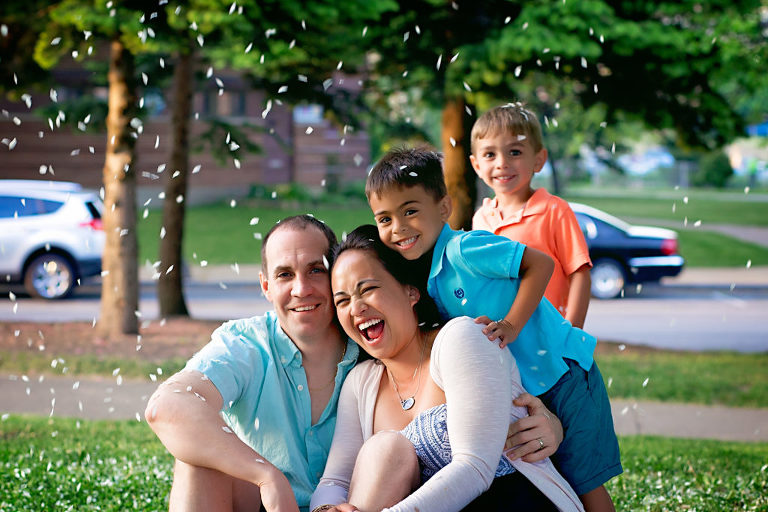Family Photographer in Buffalo, NY