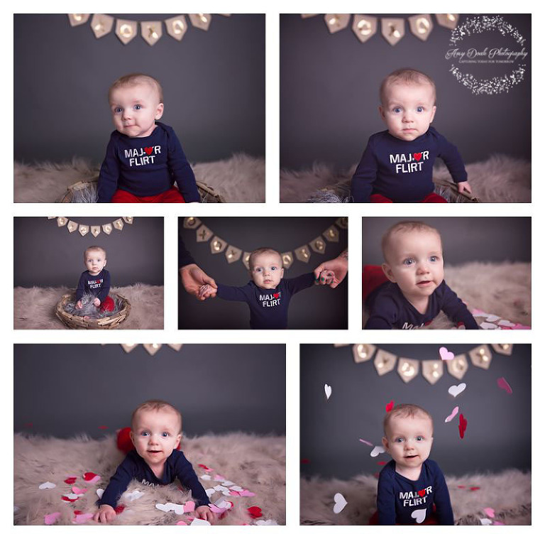 Baby Boy, 6 Month old photoshoot, Buffalo Baby Photographer